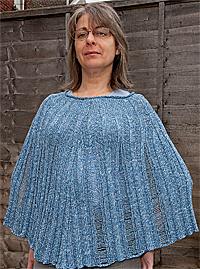 Adult Poncho, © John McLoughlin 2012